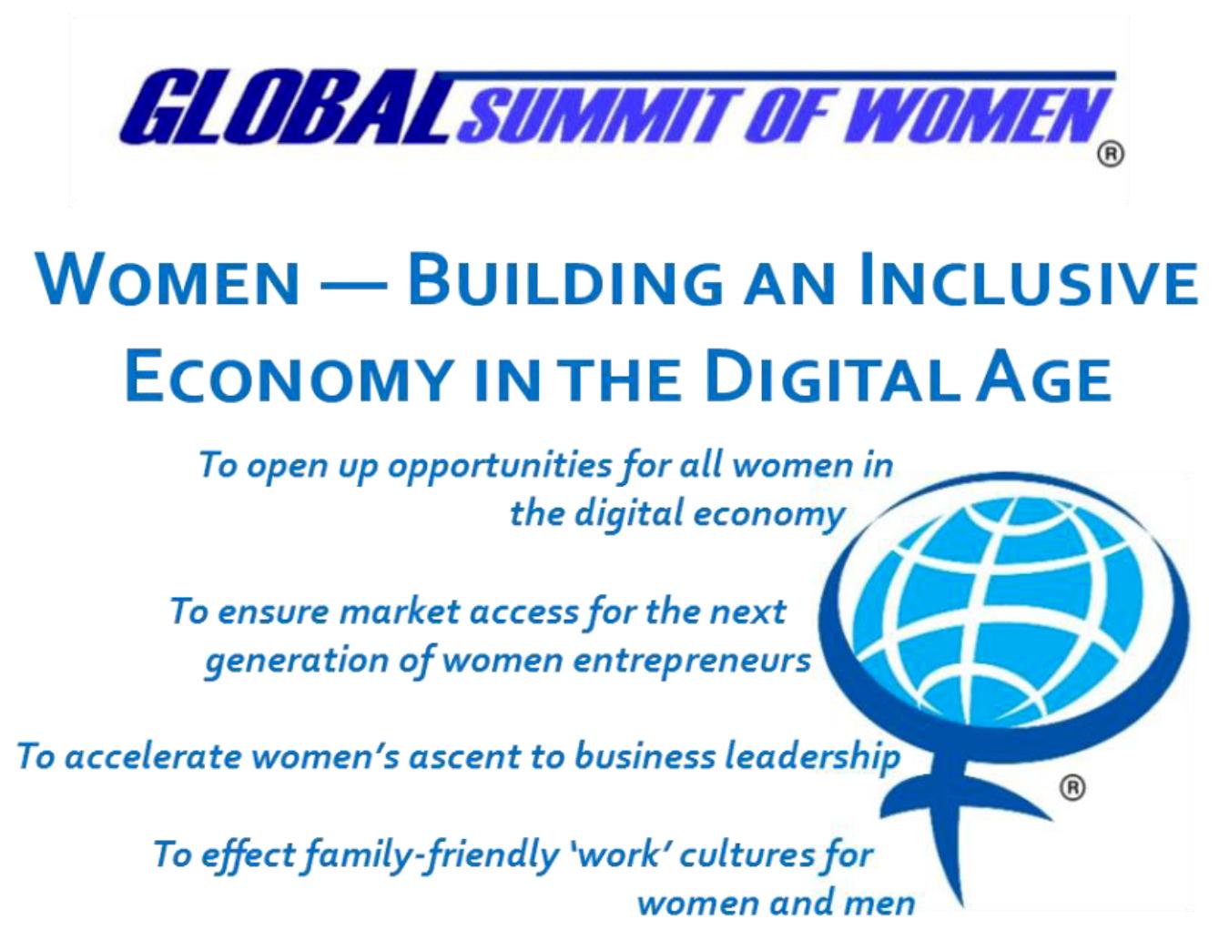 В 2016 году Глобальный Саммит женщин пройдет 9-11 июня в гор. Варшава (Польша)