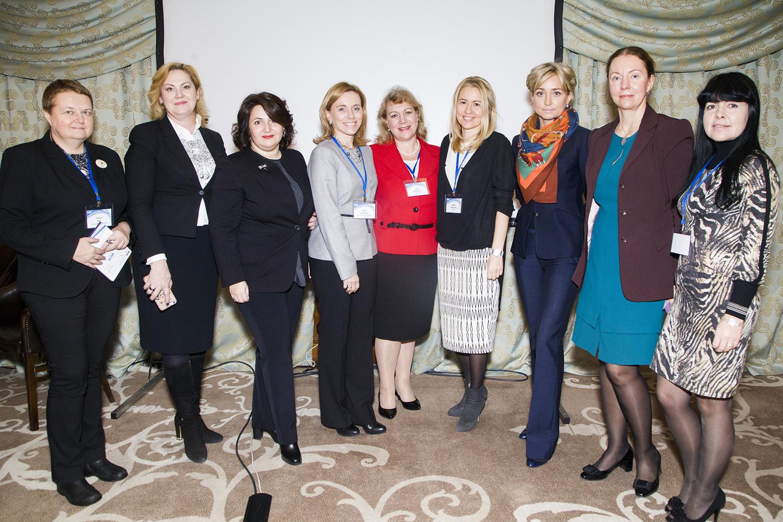 19 ноября 2015 года состоялся семнадцатый форум «Женщины в современной экономике: стратегии и тактики развития бизнеса в эпоху перемен»